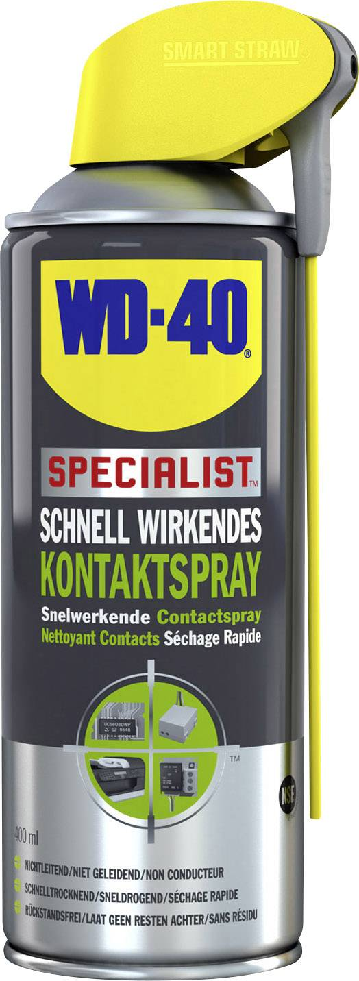 WD40 Company Specialist 49368 Electrical contact cleaner 400