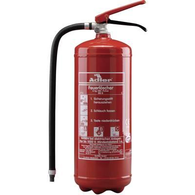 Adler PDE6 8021011215 Powder 6 l Fire class: A, B, C 1 pc(s)