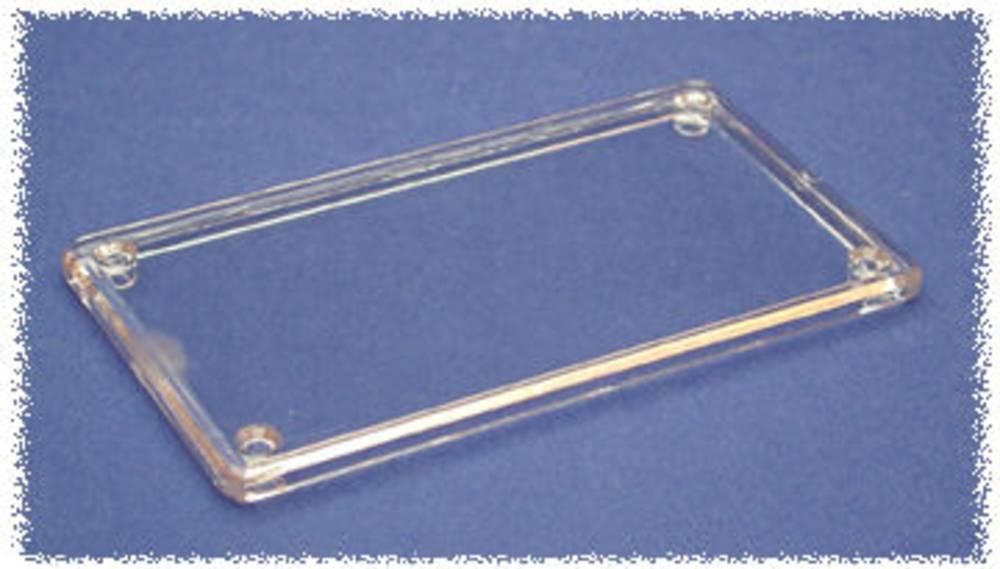 Husdæksel Hammond Electronics 1591BC (L x B) 112 mm x 62 mm Polycarbonat Natur 1 stk