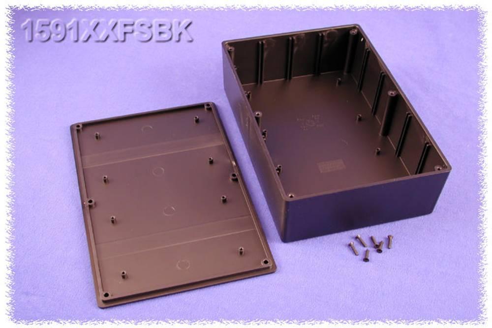 Universalkabinet 121 x 94 x 34 ABS Sort Hammond Electronics 1591XXGSBK 1 stk