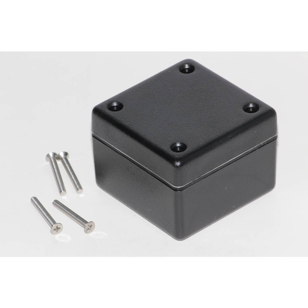 Universalkabinet 167 x 107 x 65 ABS Sort Hammond Electronics 1594ESBK 1 stk