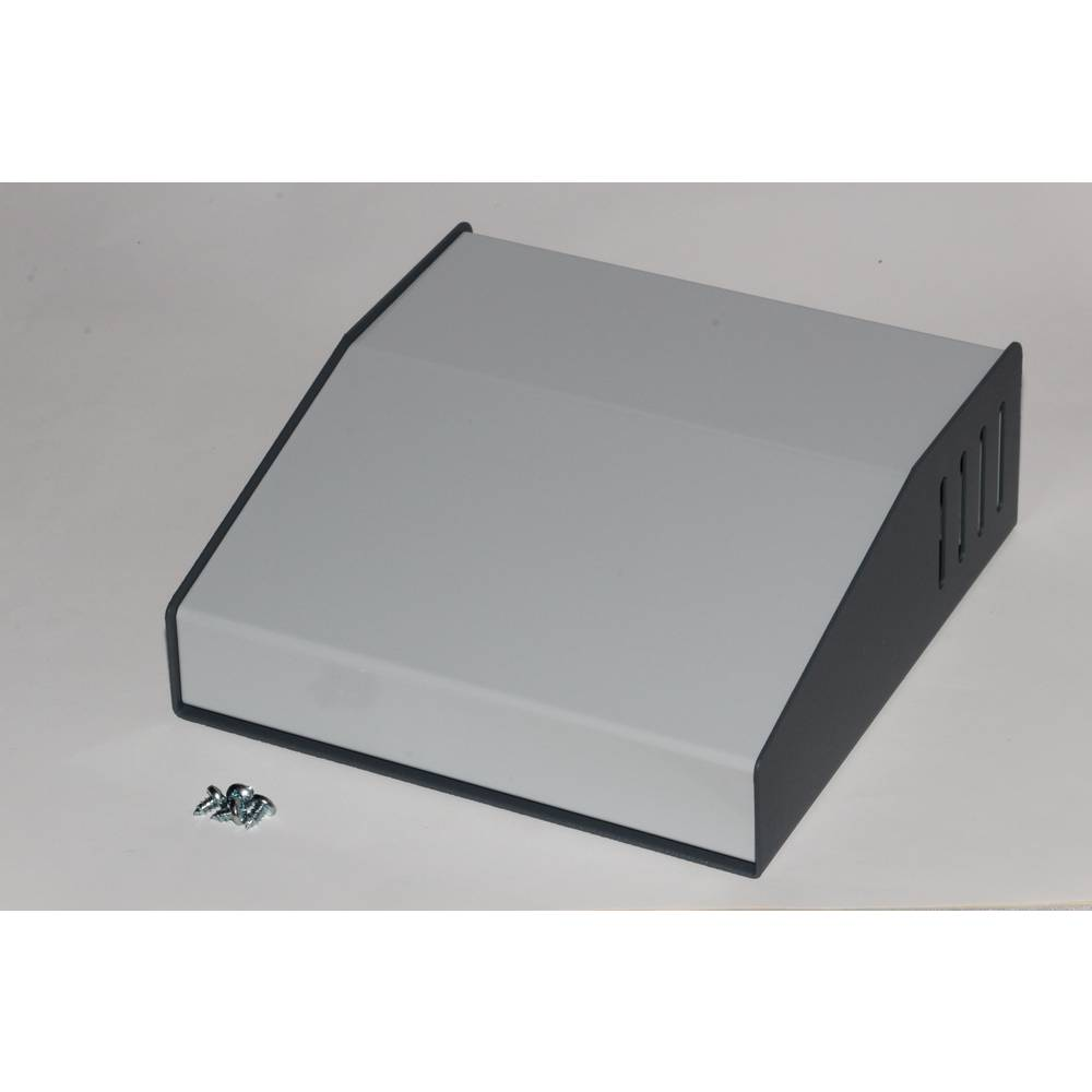 Pult-kabinet Hammond Electronics 515-0920 157 x 154 x 58 Stål Grå 1 stk