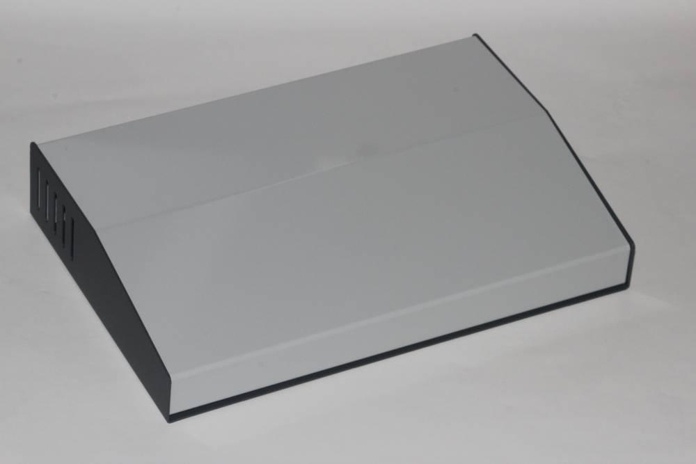 Pult-kabinet Hammond Electronics 515-0940 157 x 190 x 100 Aluminium Grå 1 stk