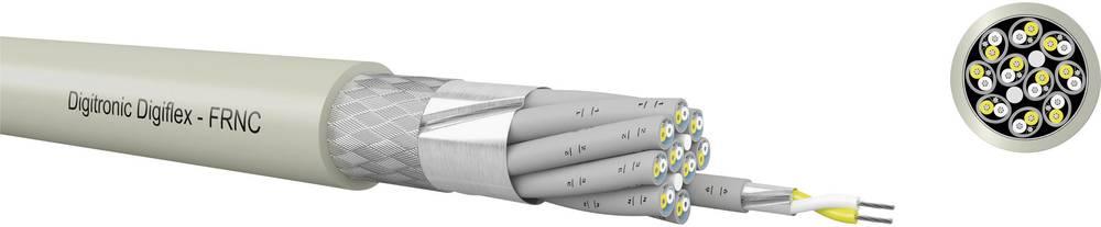 Digitalni kabel 4 x 2 x 0.22 mm Beige Kabeltronik 930802200 metrsko blago