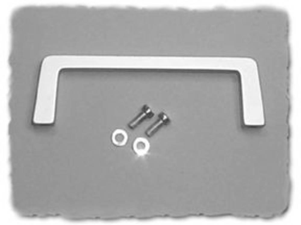 Kabinetgreb Hammond Electronics M268-3 Aluminium (L x B x H) 133.81 x 12 x 40 mm 1 stk