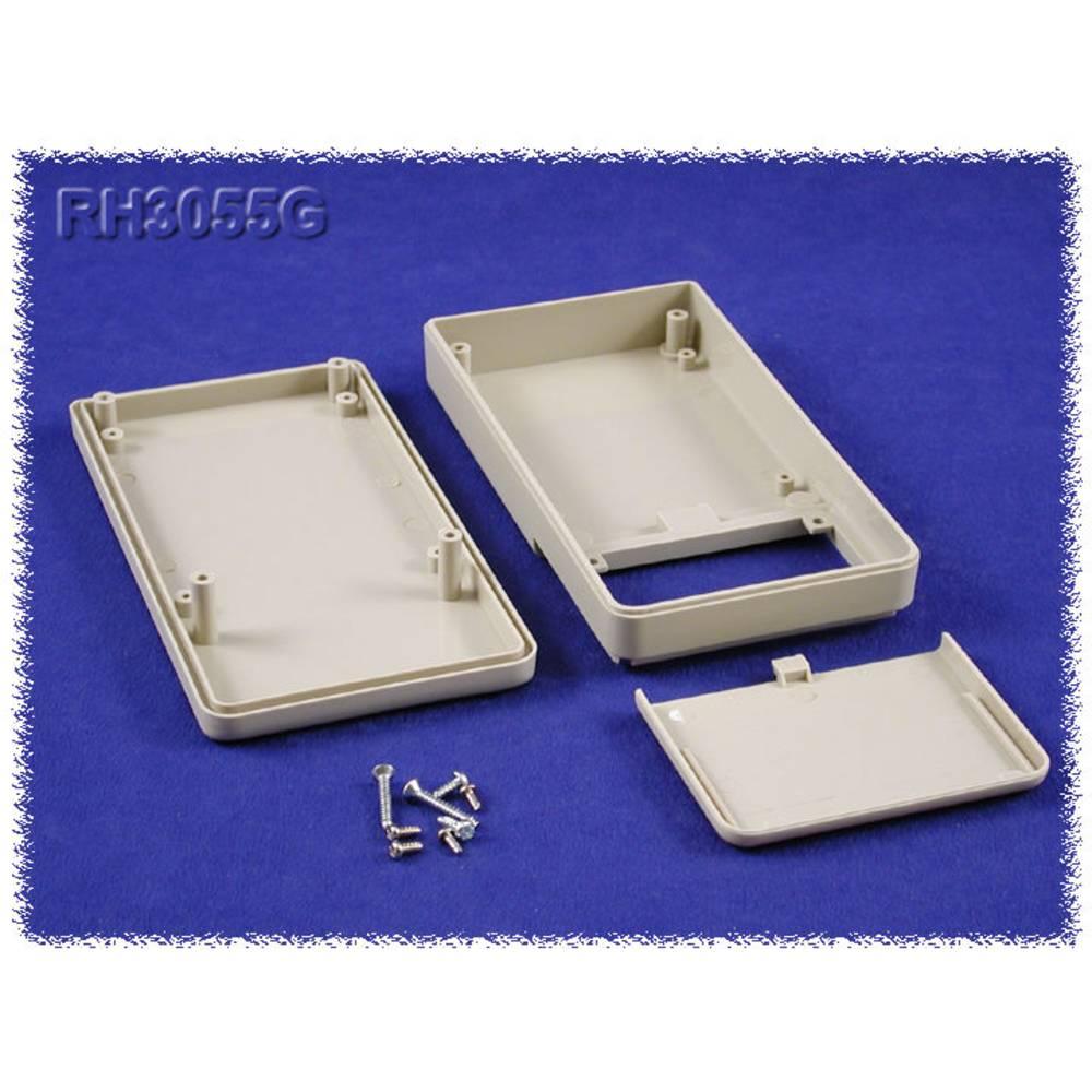 Hånd-kabinet Hammond Electronics RH3055 160 x 85 x 30 ABS Grå 1 stk