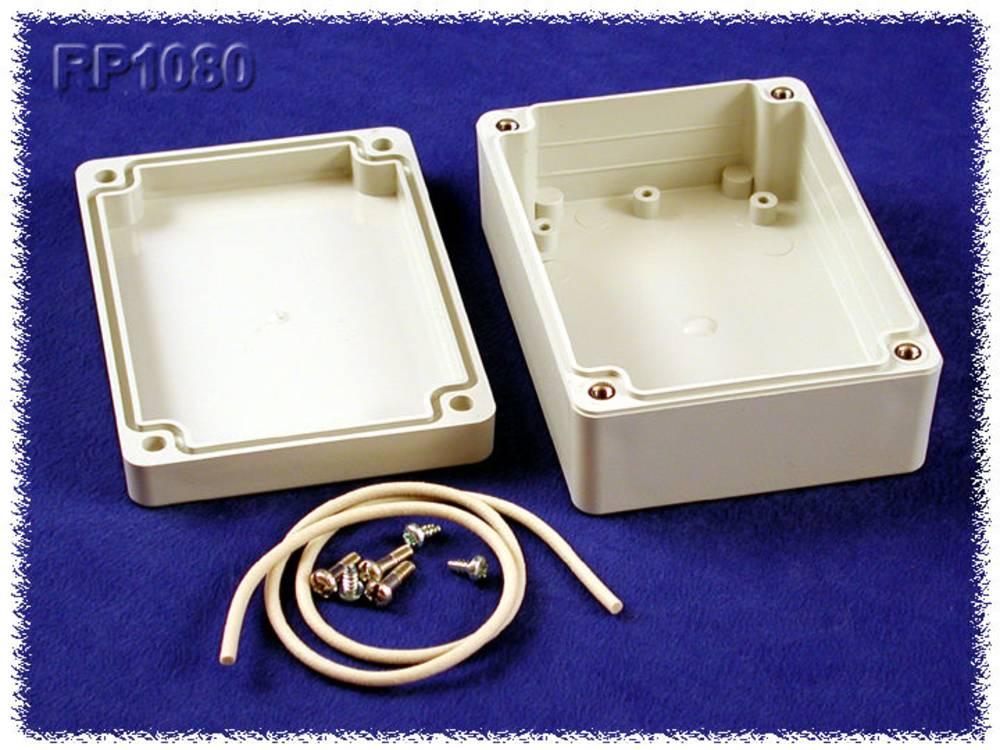 Universalkabinet 105 x 75 x 40 Polycarbonat Grå Hammond Electronics RP1080 1 stk