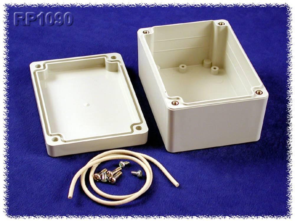 Universalkabinet 105 x 75 x 55 Polycarbonat Grå Hammond Electronics RP1090 1 stk