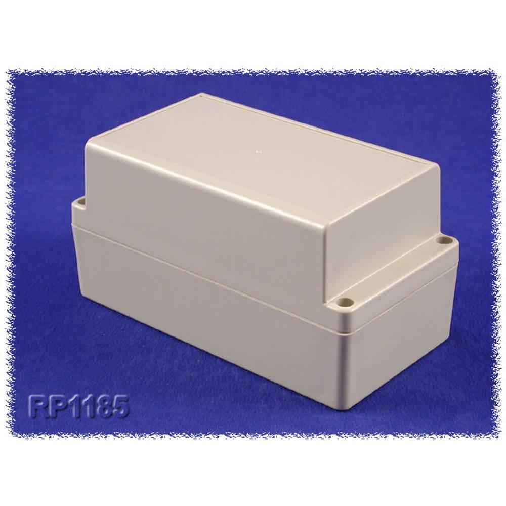 Universalkabinet 165 x 85 x 85 Polycarbonat Grå Hammond Electronics RP1180 1 stk
