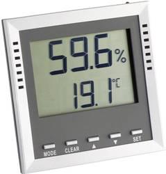 TFA 'Klima Guard digital termo-/hygrometer, digitalSilver