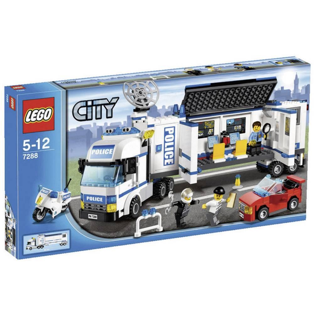 LEGO® City 7288 Mobile Police Station from Conrad.com