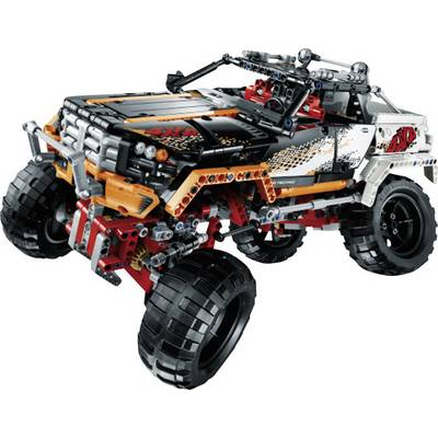 Lego Technic 9398 4x4 Crawler From Conrad Electronic Uk
