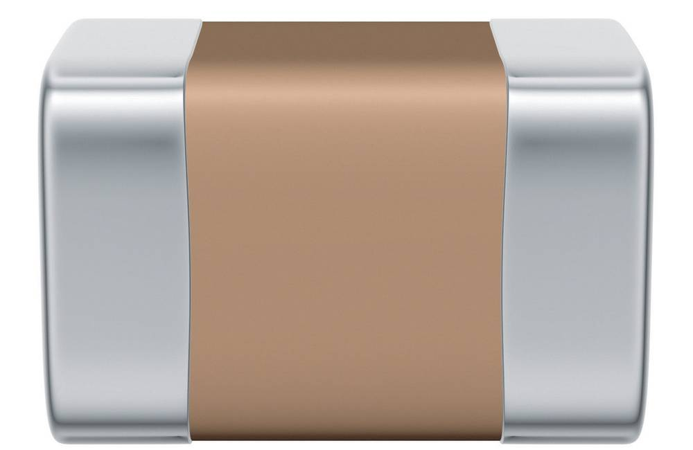 Epcos Chip-Kondenzator (COG) B37940-K5020-C760 50 V/DC 2.7 pF 0.25 pF