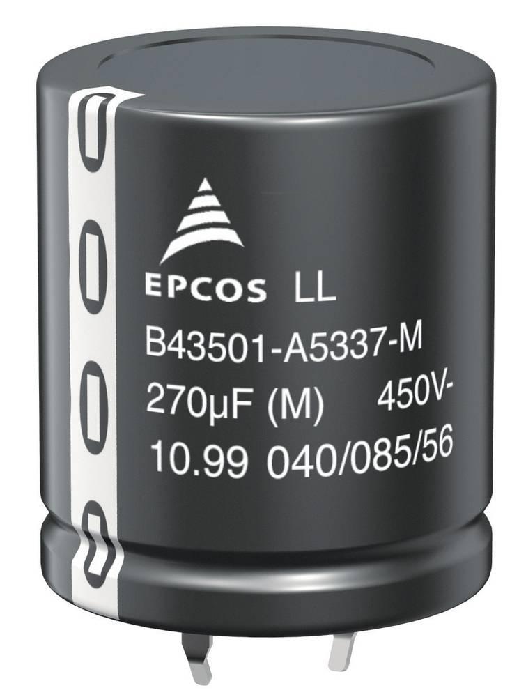Epcos Visokovoltni elektrolitski kondenzatori ESR (OxV) 22mmx 25mm B43501-A5476-M