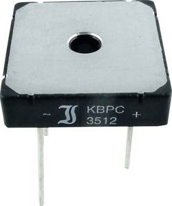 Mosni ispravljač TRU Components TC-KBPC10/15/2502WP KBPC 200 V 25 A jednofazni
