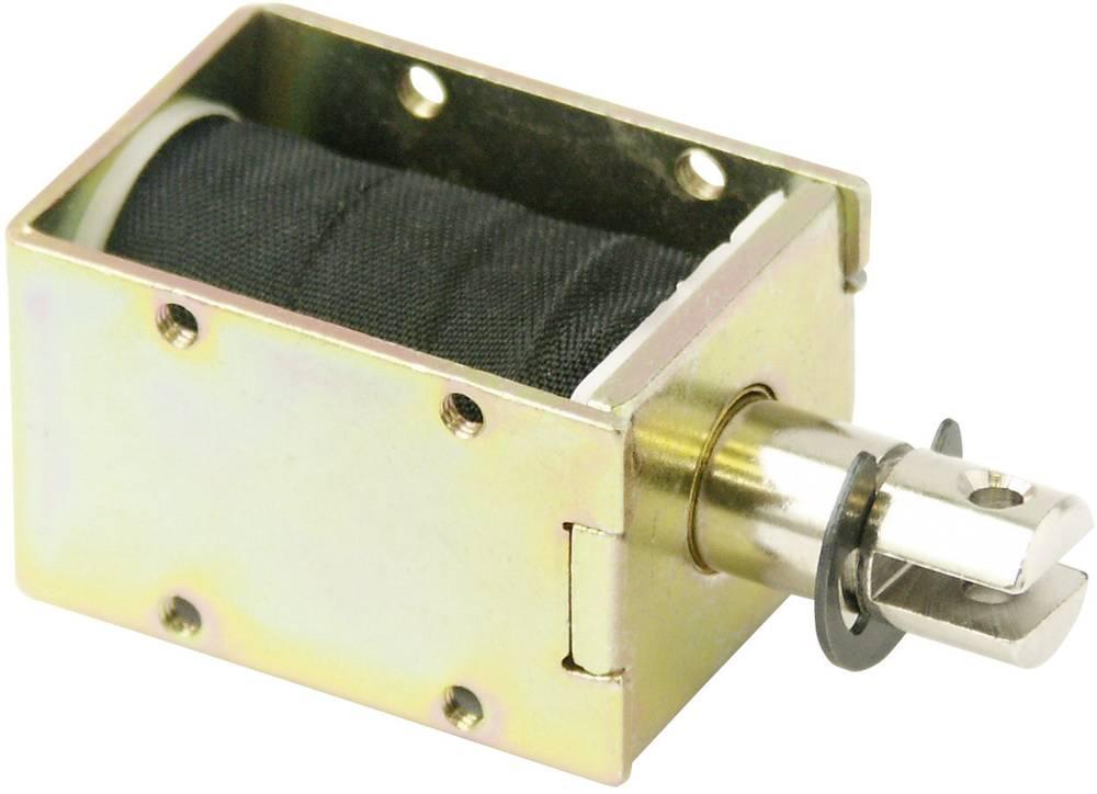 Løftemagnet Tiltrækkende 0.2 N/mm 10.22 N/mm 24 V/DC 4.5 W Intertec ITS-LS2924B-Z-24VDC