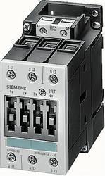 Kontaktor 1 st 3RT1026-1BB40 Siemens 3 NO 11 kW 24 V/DC 25 A