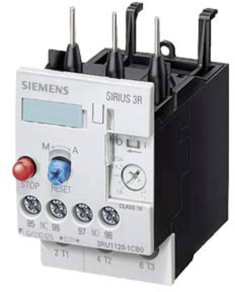 Relej za preopterećenje 1 zatvarač, 1 otvarač 1 kom. Siemens 3RU1126-4AB0