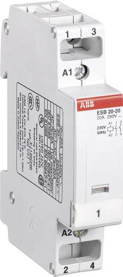 Compare retail prices of 1 pcs ESB 20 20 ABB 2 makers 1.3 kW 230 V AC to get the best deal online