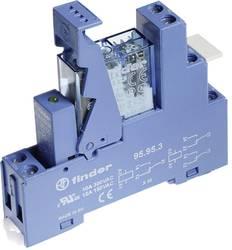 Relækomponent 1 stk Finder 49.52.7.024.0050 Nominel spænding: 24 V/DC Brydestrøm (max.): 8 A 2 x omskifter