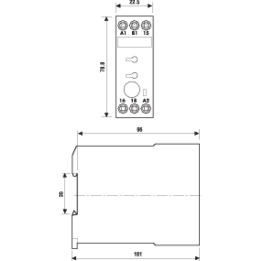 Finder 87110240 Tdr Monofunctional 1 Pcs Attfxtime Range 60 How To Make A Parallel Battery Charger Changeover Circuit Using Spdt
