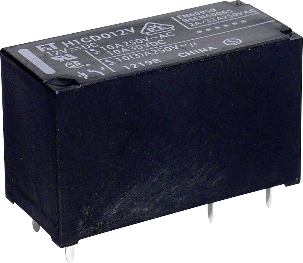 Miniaturni snažan relej serijeFTR-H1 Takamisawa FTR-H1 CD02424 V/DC 1 x preklopni kon.