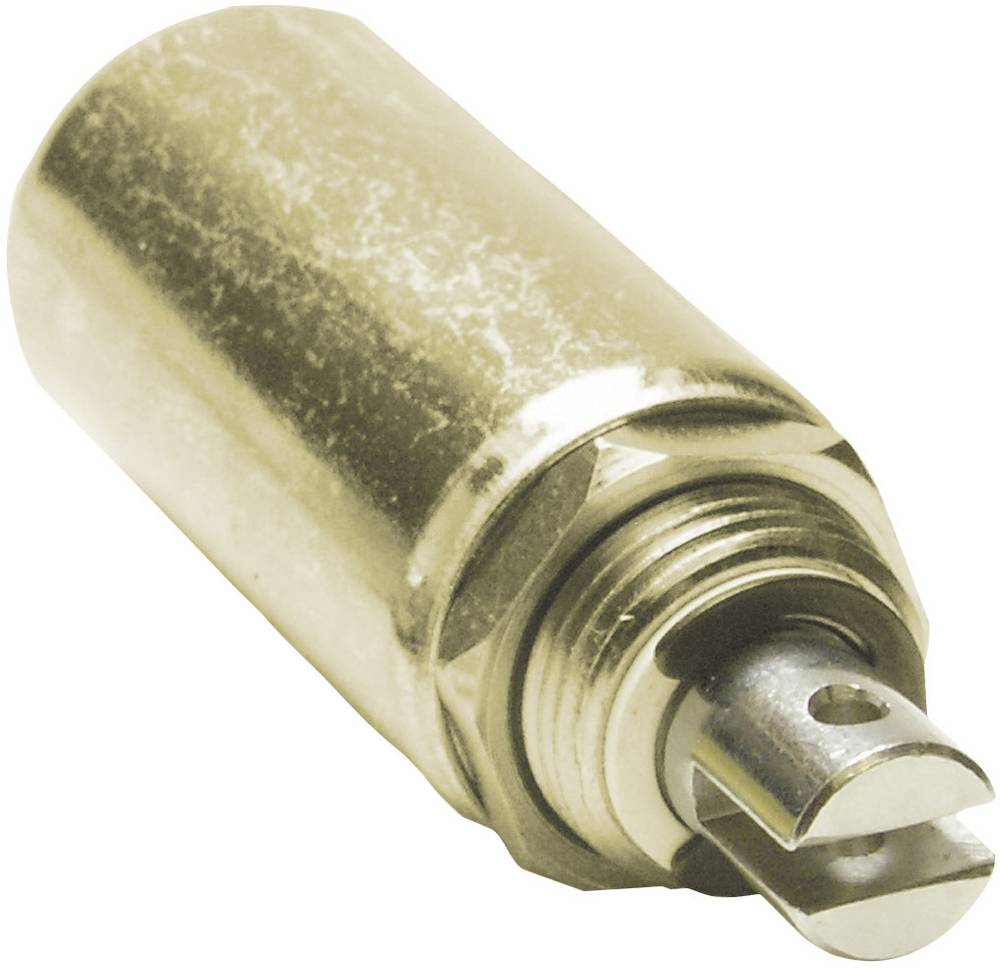 Valjast magnet Intertec ITS-LZ2560-Z-6VDC, 6 V/DC, vlečni, p2560-Z-6VDC, 6 V/DC, vlečni, p ITS-LZ 2560-Z-6VDC