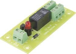 Relæprintplade bestykket 1 stk 5 V/DC Conrad Components REL-PCB3 1 2 x omskifter 5 V/DC
