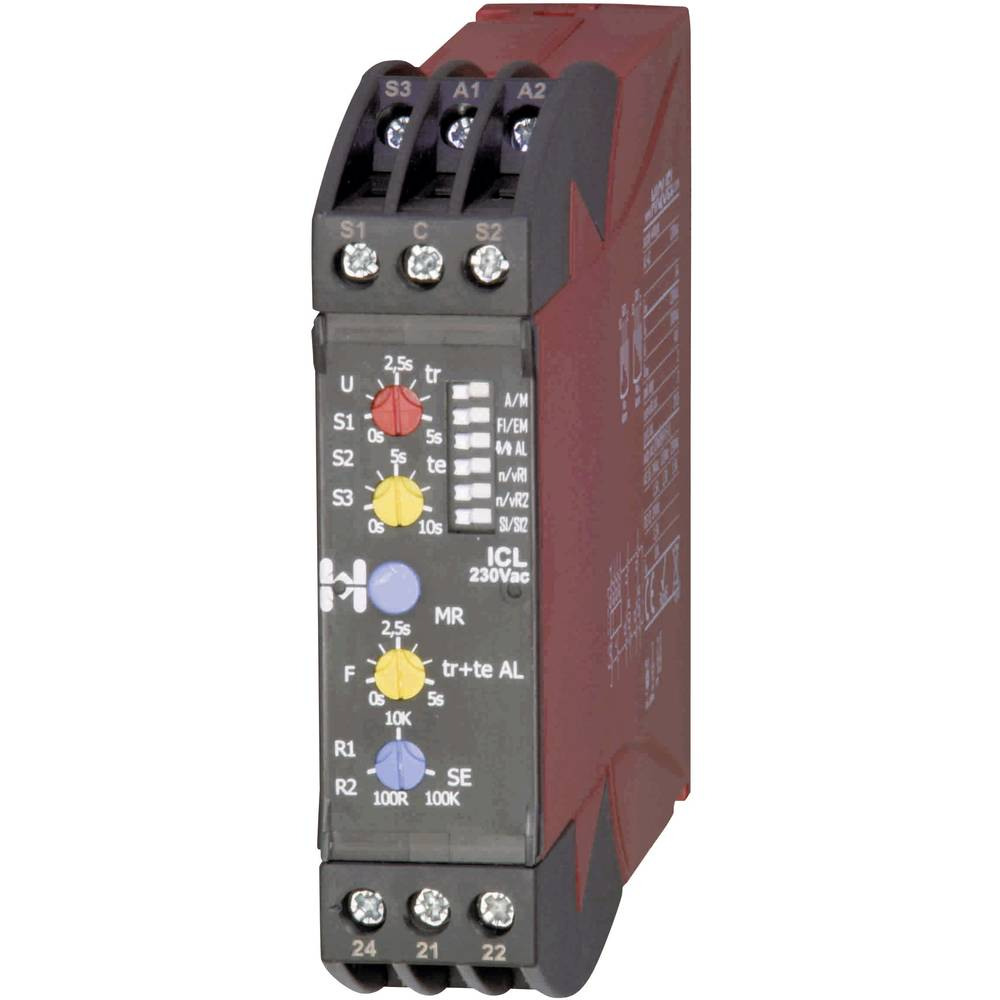 Monitoring Relay 1 Change Over Pcs Hiquel From Switch Lifespan