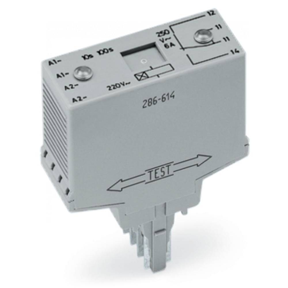 Wago 286 602 Tdr Monofunctional 24 Vdc 1 Pcs Change Over From Vde 0435 Timer Relay Wiring Diagram