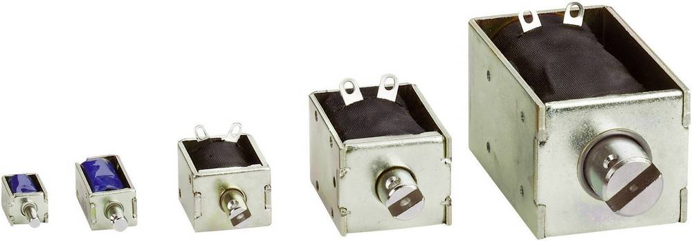 TDS EBE Group-Elektromagnet tipa TDS, 10A, 24V/D, M3 pričvršÄ‡ivanje, 0.4/18 N 3100023