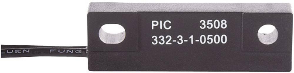 Reed senzor PIC MS-332-6, 1 xdelovni kontakt, 1,5 A, 200 V/DC, 250 V/AC, 50 W