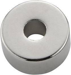 Permanent-magnet Ring N35M 1.2 T Grænsetemperatur (max.): 100 °C N-35 M 13X6