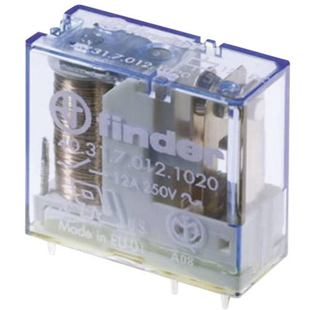 Rele za tiskano vezje Finder 40.61.7.024.2320, 24 V/DC, 1 xdelovni k., 16 A, 250 V/AC