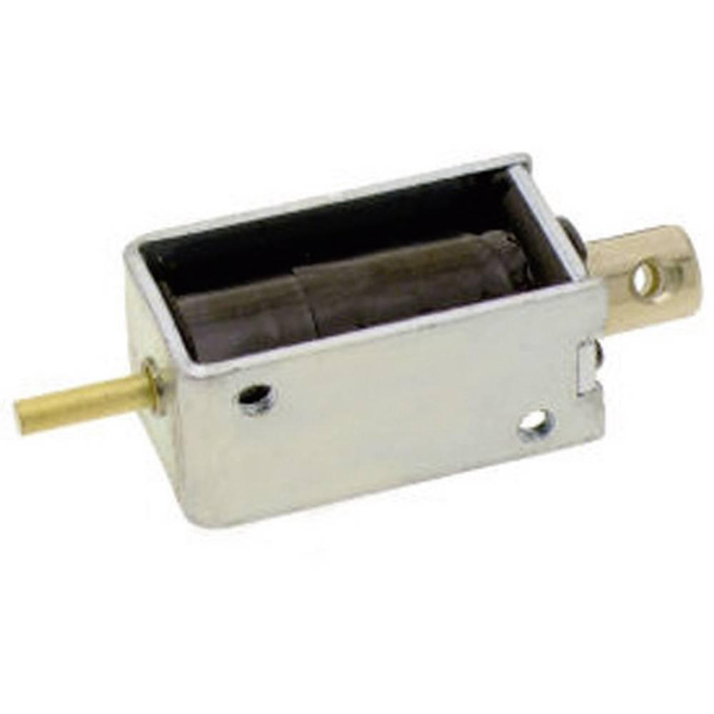 Løftemagnet Trykkende 0.1 N 2.5 N 12 V/DC 2 W Tremba HMF-1614d.002-12VDC,100%