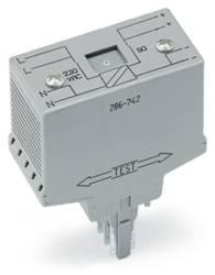 Strømforsyningskomponent 1 stk WAGO 286-742 Passer til serie: Wago serie 280 Passer til model: Wago 280-629