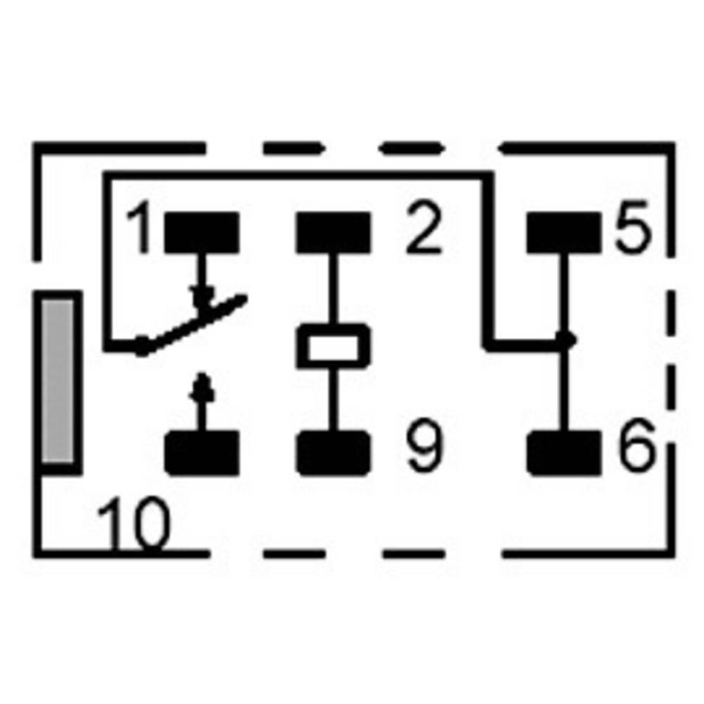 Omron G5V-1 24DC PCB relays 24 Vdc 1 A 1 change-over 1