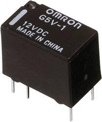 Printrelæ 24 V/DC 1 A 1 x skiftekontakt Omron G5V-1 24DC 1 stk