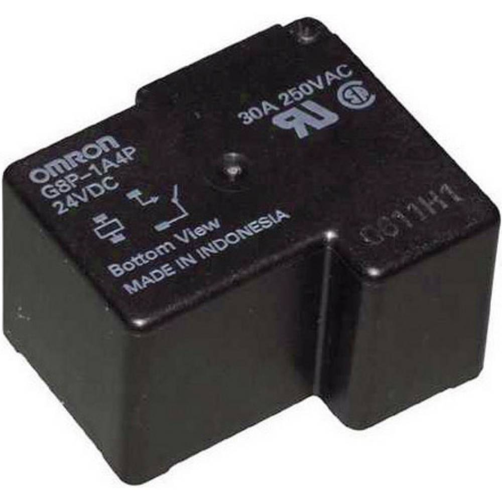 Omron G8p 1c4p 12dc Pcb Mount Power Relay 12vdc 1 Co Spdt From Dpdt 30a General Purpose Circuit Diagram