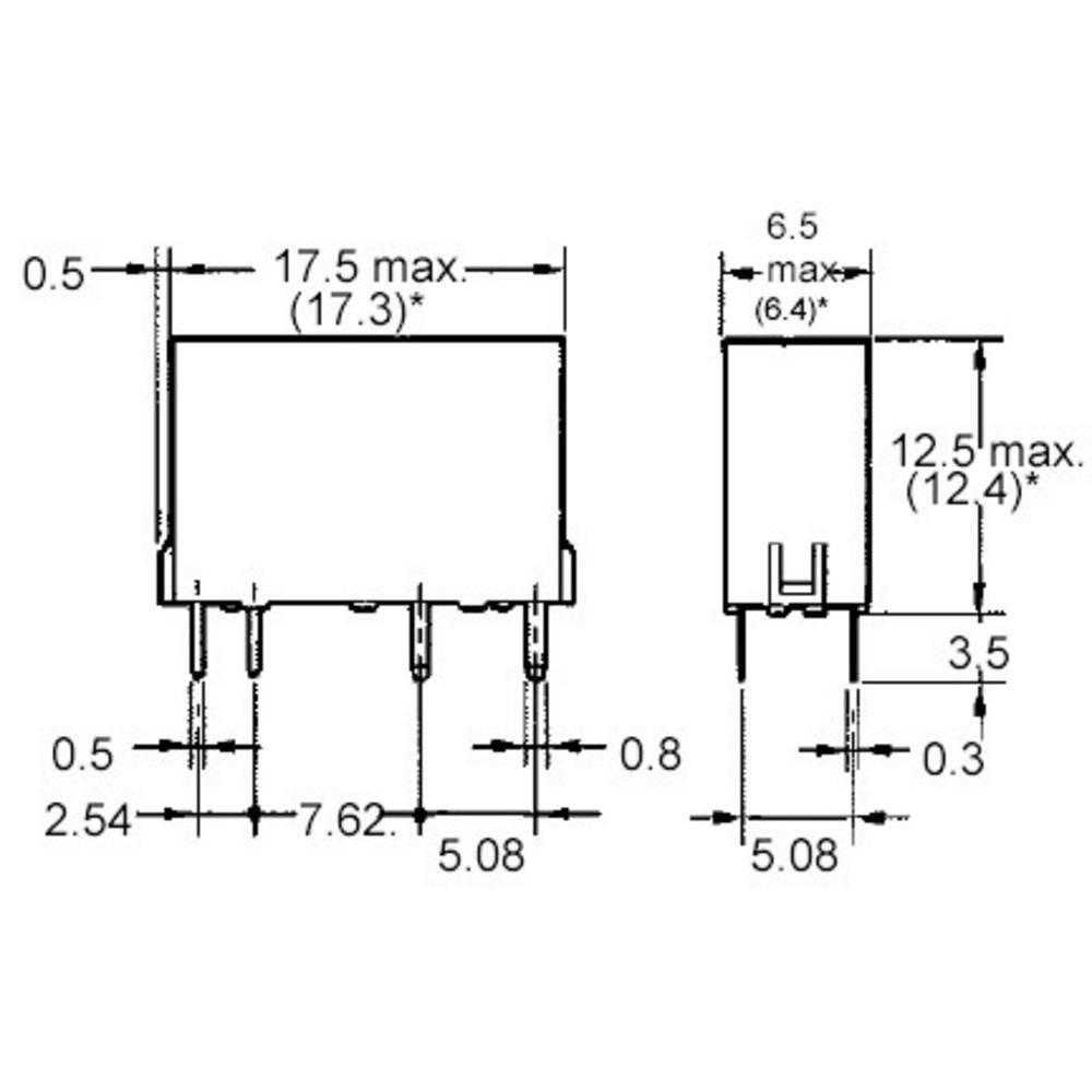 Omron G6d 1a Asi 24dc Pcb Relays 24 Vdc 5 A 1 Maker Pcs From Energy Saver Circuit Diagrams On Wiring Diagram Plc Control