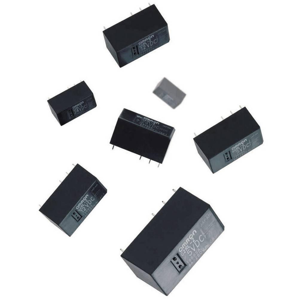Omron G2RL-1-E-PCB snažan relej 12V/DC, 1 mjenjač 16A/250V/AC, Max 300V/DC/440V/AC