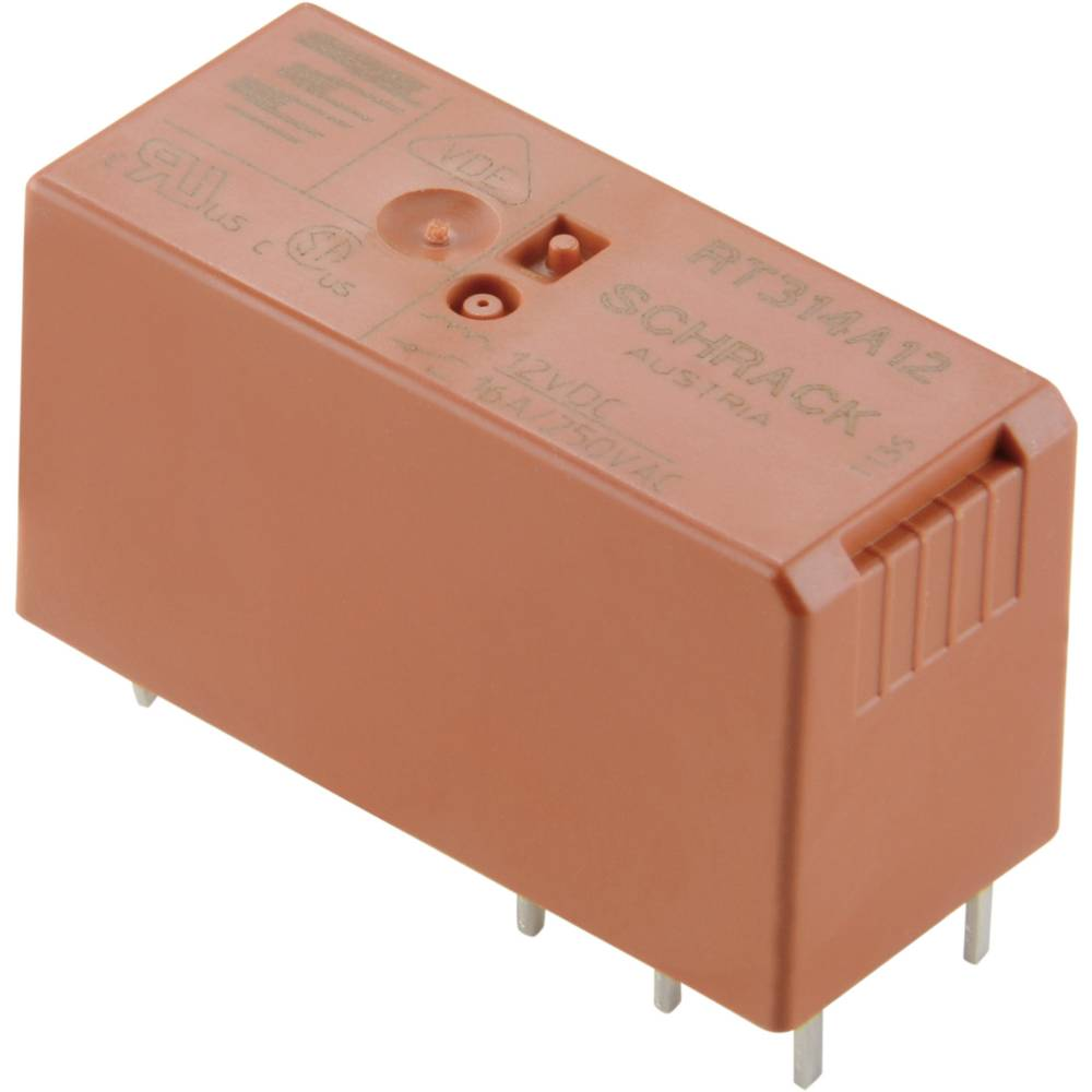 TISK. RELE RT1-BIST/1 16 A 1UK12 V DC tyco 8-1393239-0 TE Connectivity