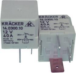 Relej za automobile Kräcker 14.0300.10, 12 V/DC, 1 x radni kontakt, 70 A, 10 min, 60 V/AC,