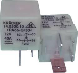 Relej za automobile Kräcker 14.0500.10, 12 V/DC, 1 x radni kontakt, 15 A, 60 V/AC, 75 V/DC
