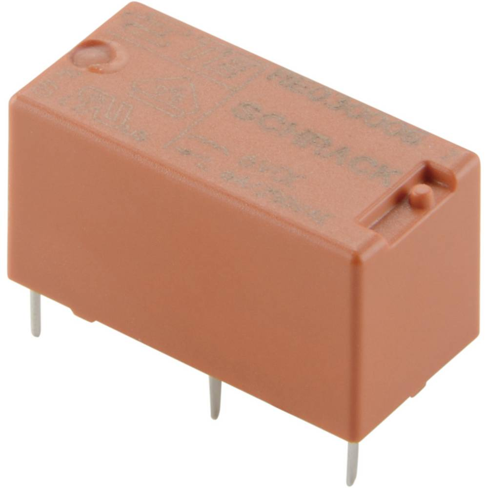 TISK. RELE RE 6 A 1AK 6 V DCtyco 1393217-2 TE Connectivity
