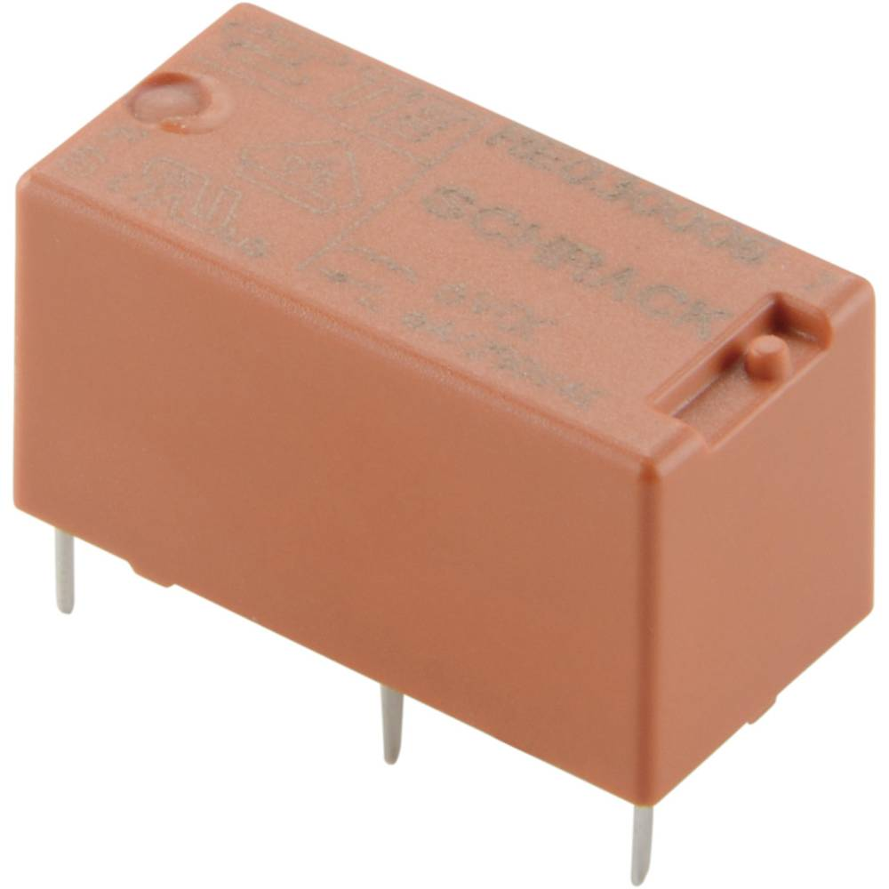 TISK. RELE RE 6 A 1AK 12 V DCtyco 1393217-4 TE Connectivity
