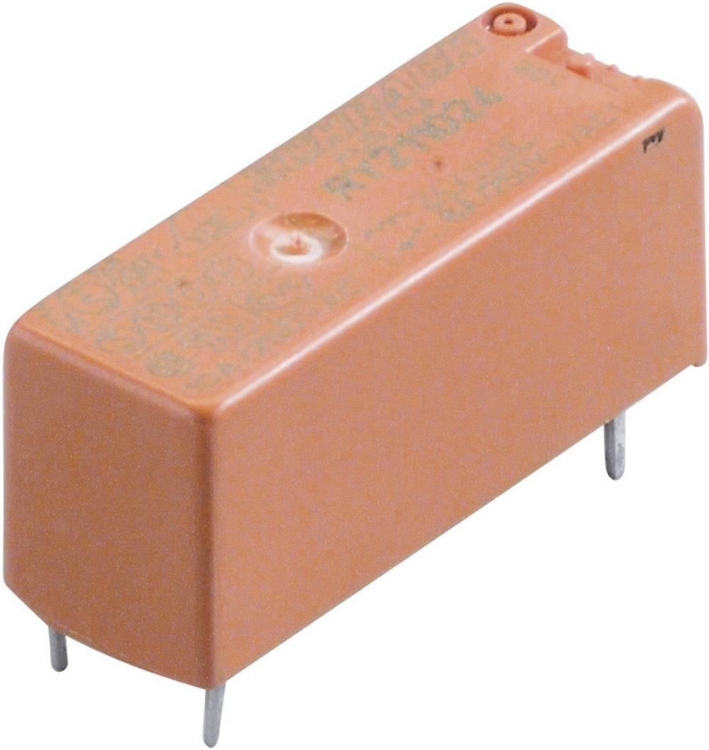 Rele za tiskano vezje TE Connectivity RY531024, 24 V/DC, 1 xdelovni k., 8 A, 250 V/AC 8-1393224-2
