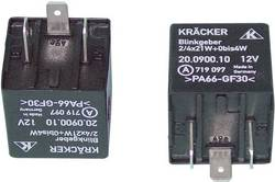 Relej za automobile Kräcker 20.0900.10, 12 V/DC, 1 x radni kontakt, 20 A, 12 V/DC