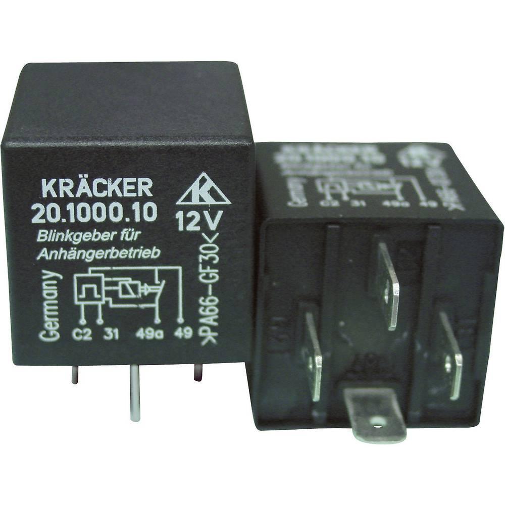 Avtomobilski rele Kräcker prva vgradnja - original 20.1000.10 12 V/DC 1 x EIN 20 A 12 V/DC