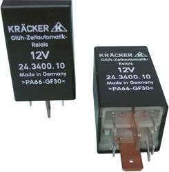 Relej za automobile Kräcker 24.3400.10, 12 V/DC, 1 x radni kontakt, 40 A, 12 V/DC